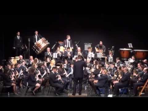 Dias de Verano 'Amaral' - Banda Municipal de Rota