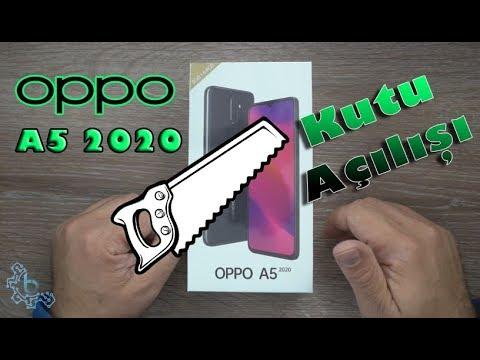 OPPO A5 2020 Kutu Açılışı! Kutu Açılışı Değil Inceleme Resmen