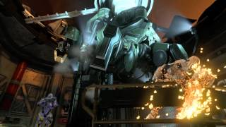 Check out this action-packed gameplay montage from Halo 4's competitive Multiplayer mode, War Games. The competitive Multiplayer modes of Halo 4, known ...