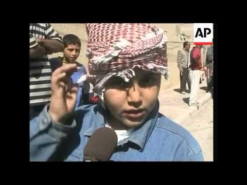 Funeral for Sunni Imam shot outside mosque, plus scene of killing