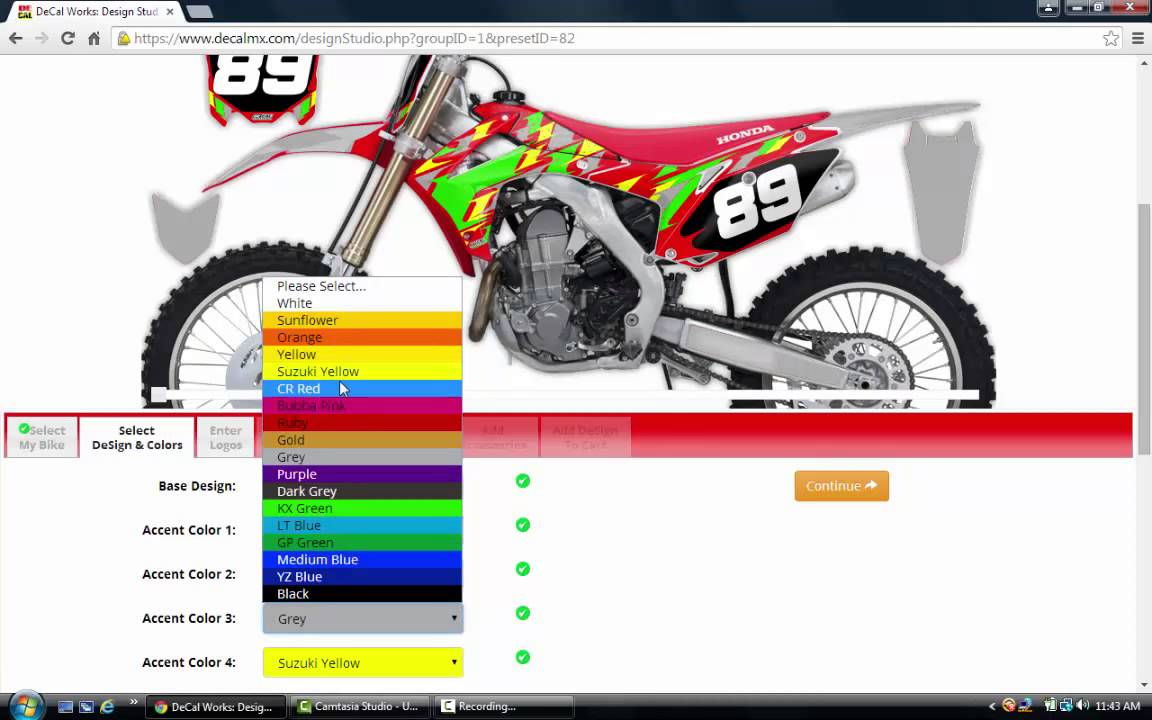 DeCal Works Graphics Kits YouTube - Decal works graphics
