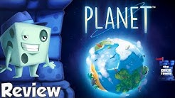 Planet Review - with Tom Vasel