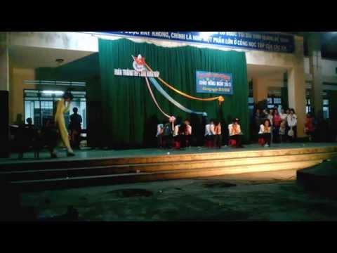 Nhất Quỷ Nhì Ma - Trường THPT Anh Hùng Núp - KBang - Gia Lai