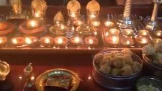 Srirangam Radhu- Karthegai Deepam 2014