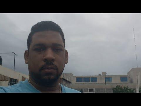 Huracán Irma Santo Domingo.  D.N. República Dominicana