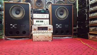 Tees Loa TANNOY-385A.CD Maranz.880j.am Ly.Accuphase.c-230+Accuphase P-260.DT Trung Lan 0975724339