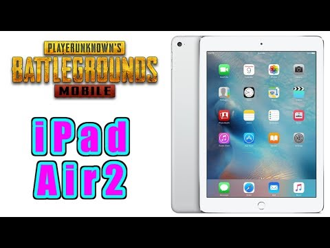 [PUBG MOBILE] iPad Air2 + Mac + QuickTime [日本語版]