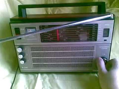 Радиоприемник Океан-209 Selena
