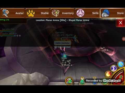 Arcane Legends A Special Code