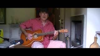 Paul Personne ...la foire à la brocante...guitare ( cover)