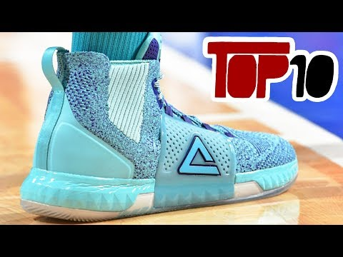 Top 10 Great Basketball Shoes Of 2017 You Didn't Know Exist