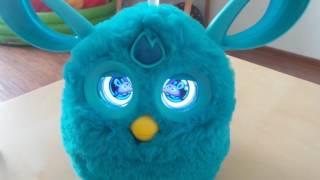 Furby connect какает, поет, танцует. Ферби. Вики Сара