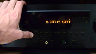 Pioneer Elite SC-85 AVR - Factory Reset How-To