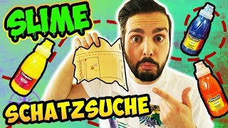 SLIME SCHATZSUCHE Findet Kaan Schleimzutaten? Mysteriöse Schatzkarten im Playmobil Studio! Challenge