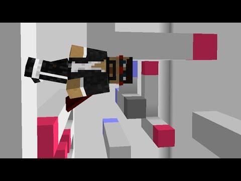 Minecraft: WALKING ON WALLS! - Flipped