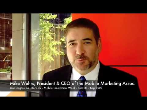 Interview with Mike Wehrs - Mobile Innovation Week...