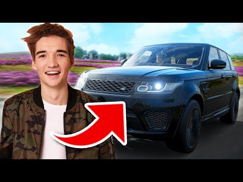 RACEN IN AUTO'S VAN YOUTUBERS! - Forza Horizon 4 thumbnail