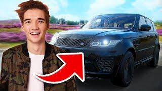 RACEN IN AUTO'S VAN YOUTUBERS! - Forza Horizon 4