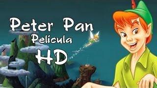 Peter Pan (Película Completa en Español) - Cuento Infantil