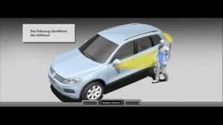 Transpondedor de Volkswagen