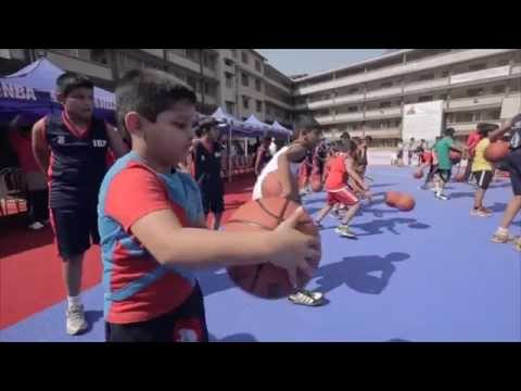 Reliance Foundation: Sports for Development: RF Jr  NBA Vignette Week 13