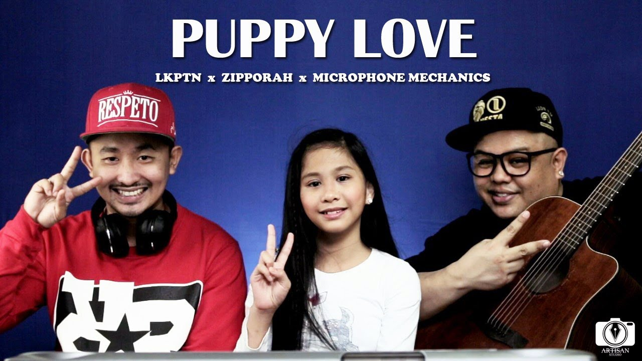 """Puppy Love""  LKPTN ft. Zipporah and G-Who? (Microphone Mechanics)"