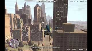 GTA IV Automatic police chase with the Autodrive mod