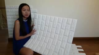 ผนัง3มิติ 3D Wall