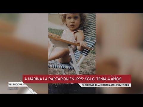 La secuestraron hace24 años, pero su madrelogró encontrarla
