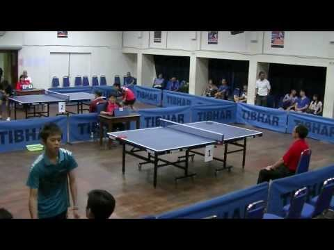 YMCA KL Table Tennis Team Championship 2013