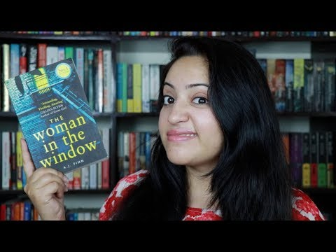 The Woman In The Window Book Review | Thriller Books | Indian booktuber