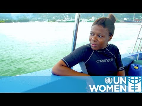 Women, oceans and conservation