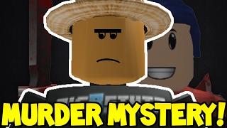 Roblox   MURDER MYSTERY   FOLLOWED... TO DEATH!!!