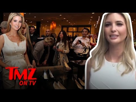 Ivanka Trump – Getting Into Panties | TMZ TV