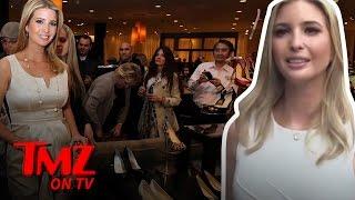 Ivanka Trump – Getting Into Panties | TMZ TV