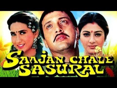 Download Saajan Chale Sasural Full Movie Facts and Review   Govinda   Tabu   Karishma Kapoor