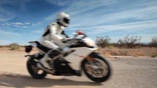 Aprilia RSV4: Ride It Like You Stole It -- /RideApart