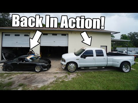 7.3 Powerstroke Mods and Fixing The LS Miata!