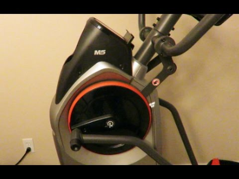 Bowflex M5 Max Trainer Noise Level Test