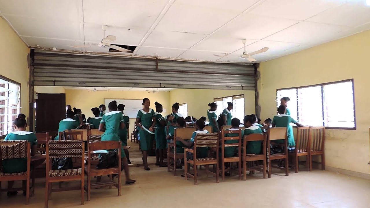 Midwifery And Health Assistant Training School Tepa Ghana