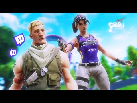 SoaR Killing Twitch Streamers #1 (with reactions) - Fortnite Battle Royale