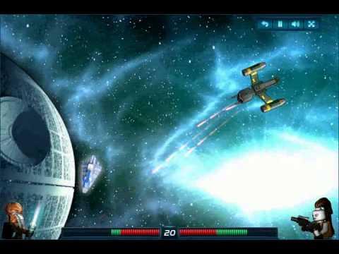 Играть в игры Лего Звездные войны бесплатно онлайн