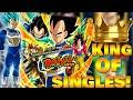 I AM THE KING OF SINGLE SUMMONS | Transforming Vegeta Summons | DragonBall Z Dokkan Battle