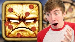 PIZZA VS. SKELETONS - Part 1 (iPhone Gameplay Video)