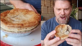 Bundy Pies Shop Meat Pie Review - Bundaberg Qld