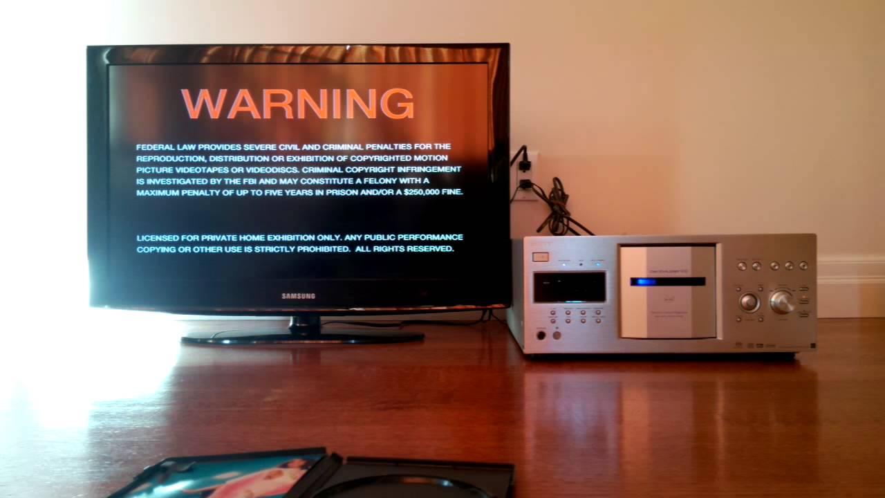 Review - Sony BDP-CX960 400 BLU-RAY/DVD/CD MegaChanger by J&R