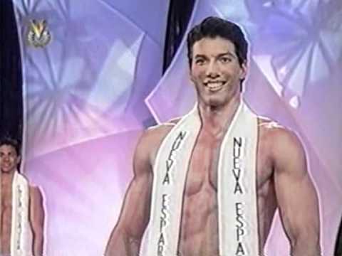 Mister Venezuela 2000 - Swimwear Catwalks