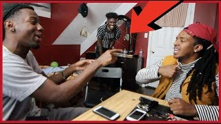 Guess That Song in REVERSE Challenge! LOSER HAS HUGE PUNISHMENT