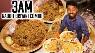 3AM Rabbit Briyani Combo - Early Morning briyani Karapakkam OMR Chennai