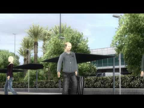 Orbx animated people for FSX